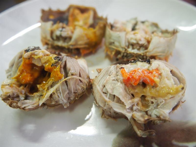 """Xie-Xie""with CRABS: Tasting Delicious Hairy-fisted Crab in Taichung!"