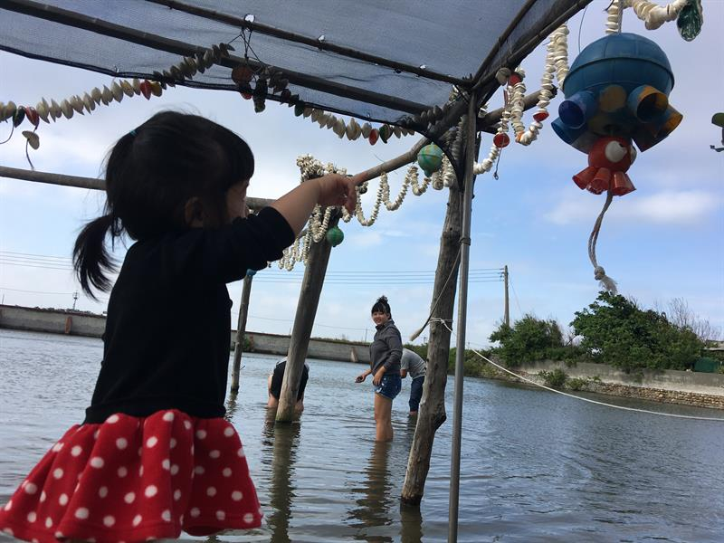 The Golden Rich Seashore Family Eco-tour to Yunlin